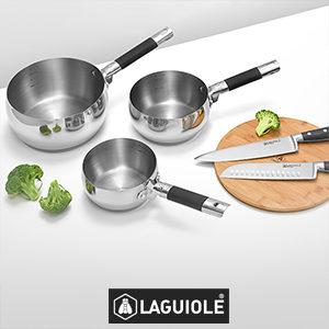 Casseroles & Poêles - LAGUIOLE